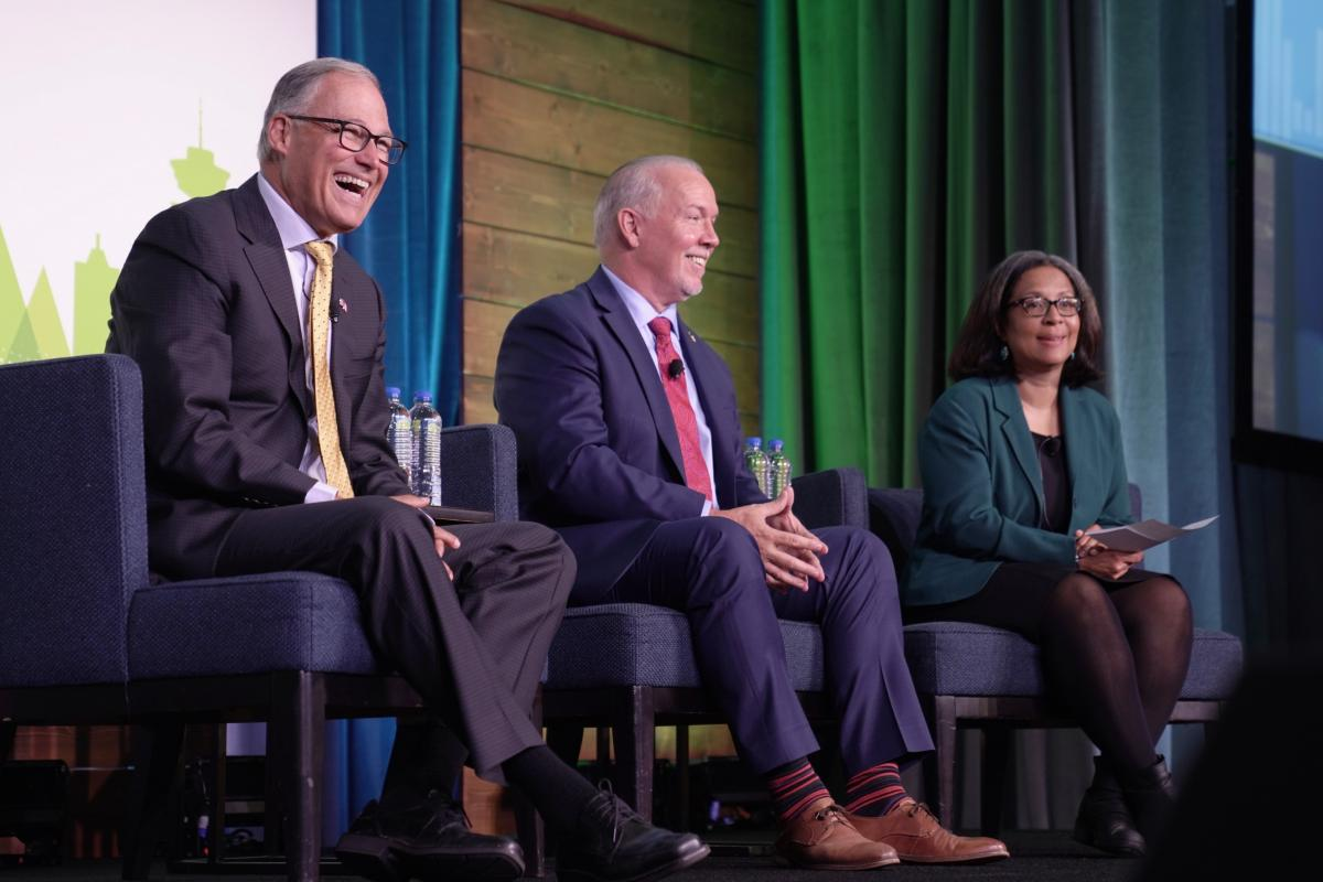 Inslee and B.C. Premier Horgan launch joint Clean Grid Initiative
