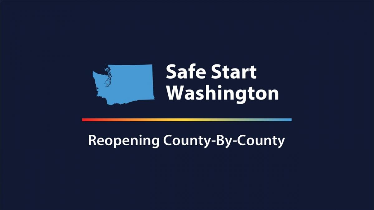 Inslee announces Safe Start — Washington's Phased Reopening by county