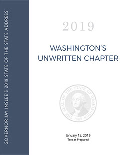 Washington's Unwritten Chapter