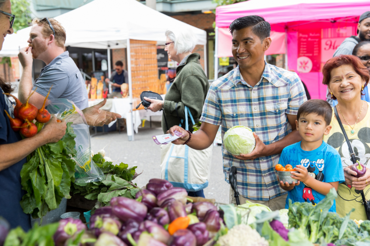 Food assistance programs across state expand healthy food options for low-income families