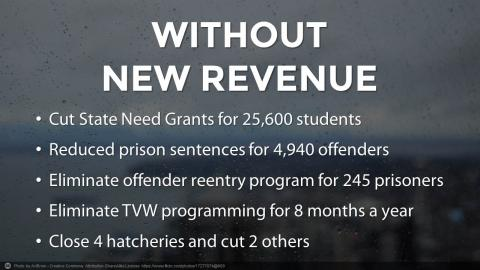 Book 1 Budget - without new revenue