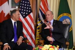 Governor Inslee met with British Colombia Premier John Horgan